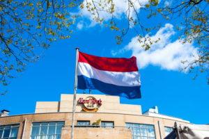 Флаг Голландии
