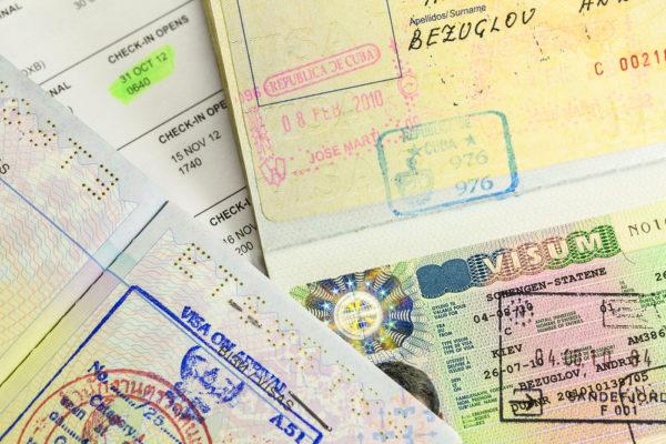 Иммиграционные визы
