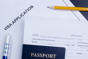 Заявление на продление визы