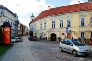Путешествие на автомобиле по Литве