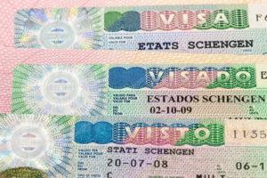 Шенген в Португалию