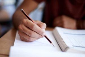 Экзамен в Латвии