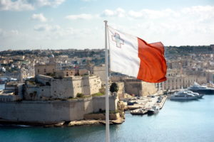 Флаг Мальты