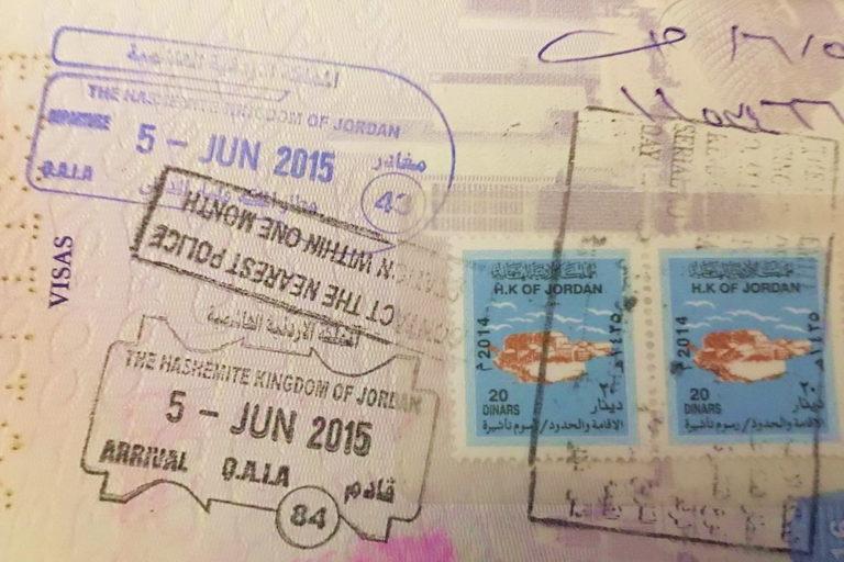 фото визы иордании махачкала венок