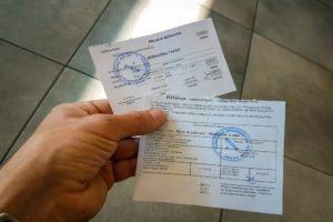 Регистрация в Черногории