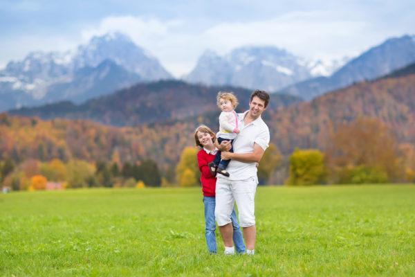 Отдых в Австрии с детьми