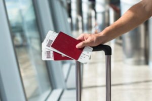 Паспорт и билеты