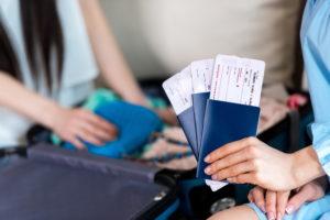 Паспорта и билеты