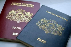 Паспорта Латвии
