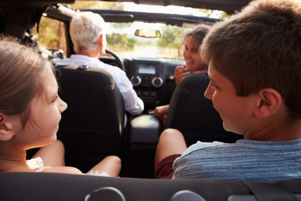 Путешествие на автомобиле