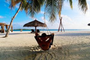 Отдых под пальмами