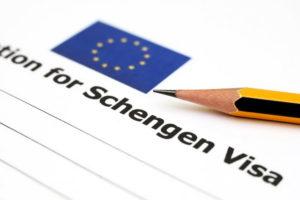 Анкета для шенгена
