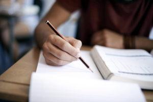 Написание теста