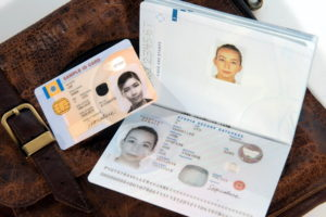 Норвежский паспорт