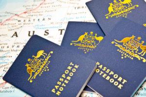Австралийские паспорта