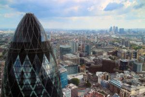 Бизнес центр в Лондоне