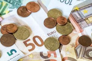 Деньги евро