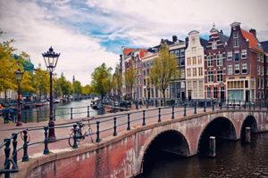 Дома в Амстердаме