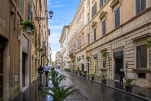 Дома в Риме