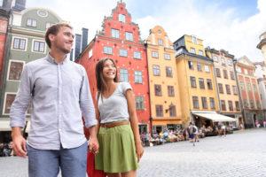 Люди в Стокгольме