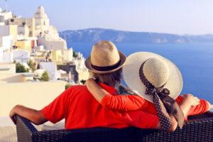 Пара в Афинах