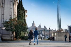 Пара в Каталонии