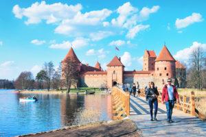 Пара в Литве