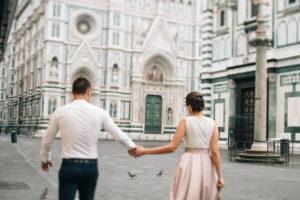 Пара во Флоренции