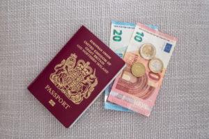 Британский паспорт