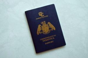 Паспорт Доминиканы