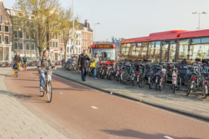 Улица в Амстердаме