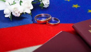 Как заменить загранпаспорт после замужества
