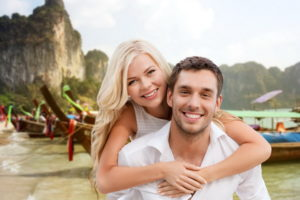 Пара в Таиланде