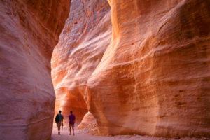 Туристы в Иордании