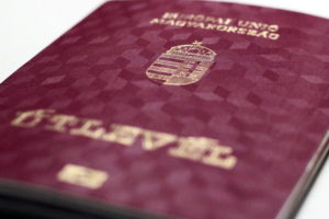Венгерский пасспорт