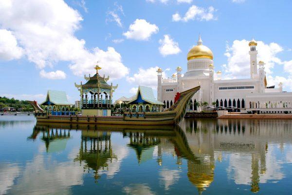 Мечеть Султана Омара