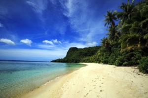 Пляж в Гуаме