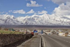 Иммиграция в Киргизию