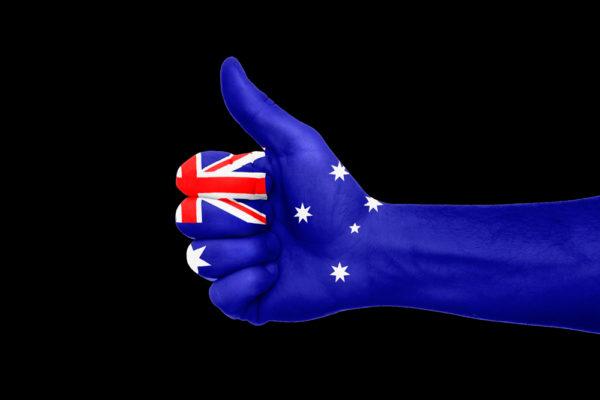 Категория Австралия