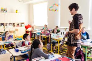 Начальное образование в Эстонии