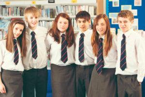 Средняя школа в Ирландии