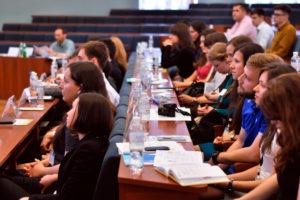 Учебный процесс в вузе в Болгарии