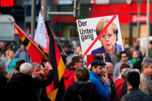 Условия жизни беженцев в Германии