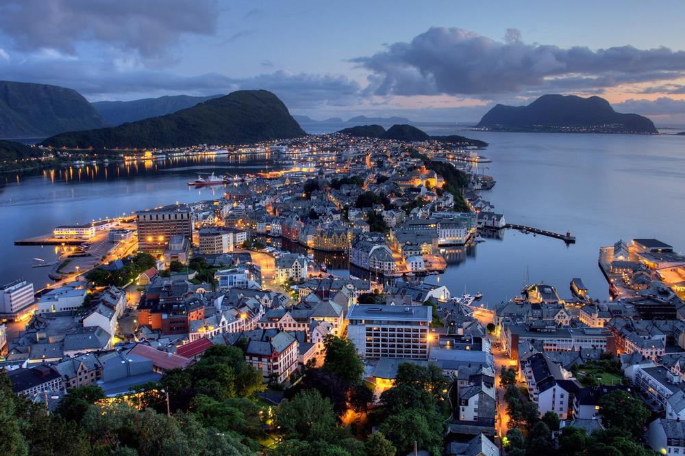 Недвижимость в Норвегии – сделка оформляется за сутки!