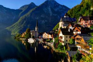 Уровень жизни в Австрии