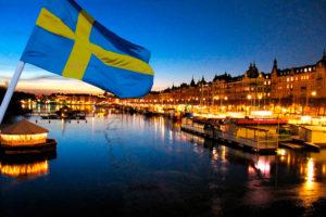 Уровень жизни в Швеции